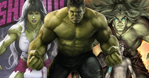 She-Hulk Disney+ Series To Reportedly Introduce Hulk's Son