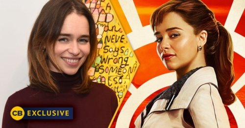 Solo Star Emilia Clarke Shares Emotional Reaction to Qi'ra's Surprising Return (Exclusive)