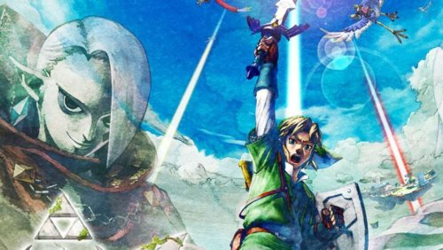 Nintendo Shares Wild Legend of Zelda Skyward Sword Soundtrack Fact