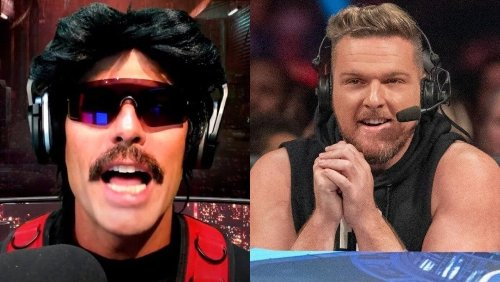 Dr Disrespect Challenges Former NFL Star Pat McAfee to Football Competition