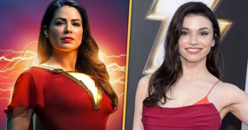 Shazam! Fury of the Gods: Grace Fulton Takes Over Super Hero Mary Role From Michelle Borth