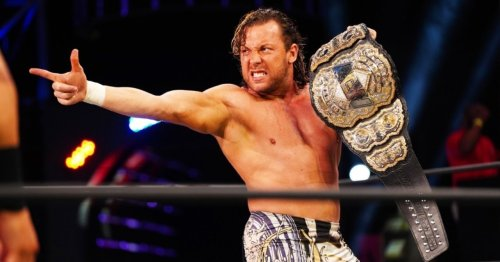 Kenny Omega on a Possible WWE/AEW Crossover