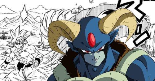 Dragon Ball Super Art Gives Moro's Arc a Throwback Makeover
