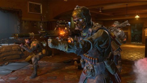 Call of Duty: Black Ops Cold War Update Adds New Modes and Zombies Fixes