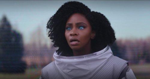 WandaVision Star Teyonah Parris Compliments Captain Marvel Sequel Director Nia DaCosta