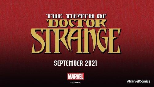 Marvel to Kill Doctor Strange This Fall