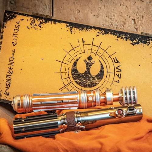 Disney Skywalker Legacy Limited Edition Lightsaber Set Launches for Star Wars Day