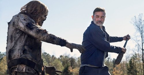 Jeffrey Dean Morgan Shares First Look at His Son's Role in The Walking Dead Season 11