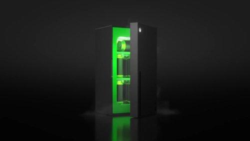 Xbox Series X Mini Fridge Releasing This Year
