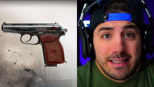 Call of Duty: Warzone Streamer Nickmercs Reveals Game-Breaking Sykov Pistols Loadout