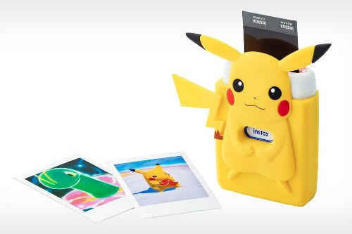 New Pokemon Snap Gets Photo Printing Option Through instax Mini Link