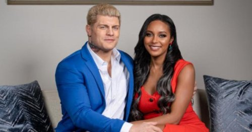 AEW's Cody and Brandi Rhodes Welcome Baby Daughter, Reveal Name