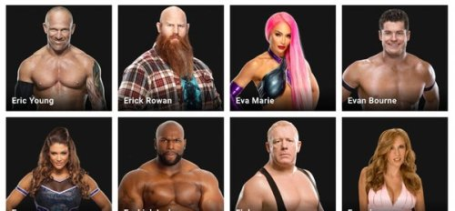 Update: Eva Marie Listed on WWE.com's Alumni Section
