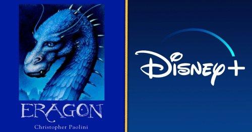 #EragonRemake: Author and Fans Roar for New Eragon Adaptation From Disney