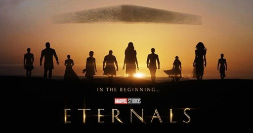 """Marvel's Eternals: """"Only in Theaters"""" Trailer Airs During Olympics"""