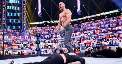 Two WWE Legends Plead With Vince McMahon to Push Cesaro