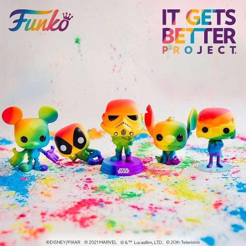 New Funko Pride Pops: Star Wars, Marvel, Disney, and More