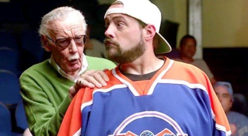 Kevin Smith Reacts To New Marvel Studios Trailer With Stan Lee Voiceover
