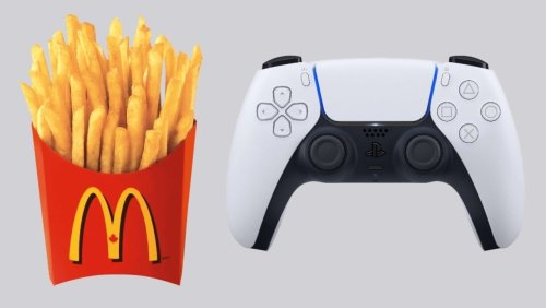 PlayStation and McDonald's Reveal Limited Edition PS5 Controller