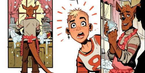 King Tank Girl #1 First Look Preview