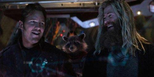 Thor: Love and Thunder Photo Reveals Chris Hemsworth and Chris Pratt in Costume
