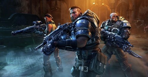 Xbox Insider Hints at Brand New Game From Gears of War Developer