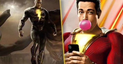 Black Adam Producer Sets Up Crossover Showdown With Shazam!