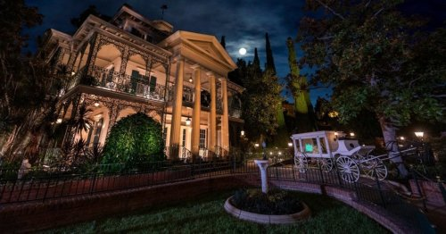 """Disney Admits They Have """"Discussed"""" Making Changes to Controversial Haunted Mansion Scene"""