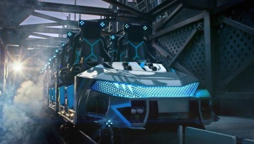 Universal Studios Orlando Releases New Jurassic World VelociCoaster Footage, Reveals Opening Date