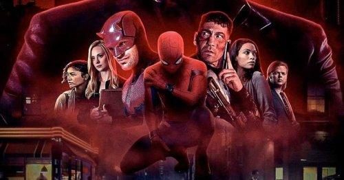 Daredevil Season 4 Fan Poster Teases Massive MCU Crossover