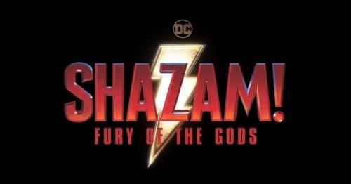 Shazam! Fury of the Gods Set Photo Reveals Return of Surprising Actor
