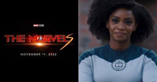 WandaVision Star Teyonah Parris Teases Monica Rambeau's Return for The Marvels