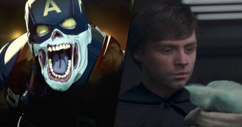What If: Marvel Studios Producers Shot Down Luke Skywalker Cameo