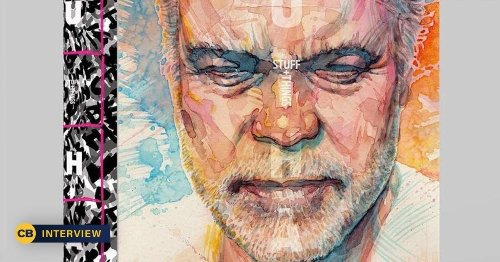 Mutha: Vincent D'Onofrio on His Debut Book and Future Writings