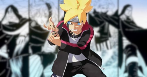 Naruto Teases One Kara Villain's Secret Power In Latest Boruto Manga