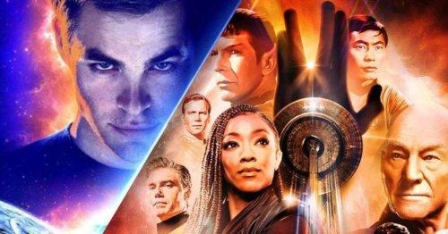 "Star Trek's Alex Kurtzman Says Line Between Television and Film Is ""Gone"" In Streaming Era"