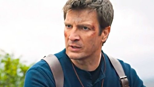 Nathan Fillion Breaks Silence on Uncharted Movie and Nathan Drake Snub
