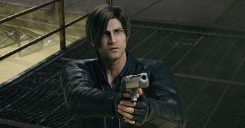 Resident Evil: Infinite Darkness Debuts New Stills of Leon Kennedy