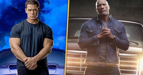 "F9 Star John Cena on The Rock Rematch in Fast & Furious Saga: ""I Hope It Happens"""