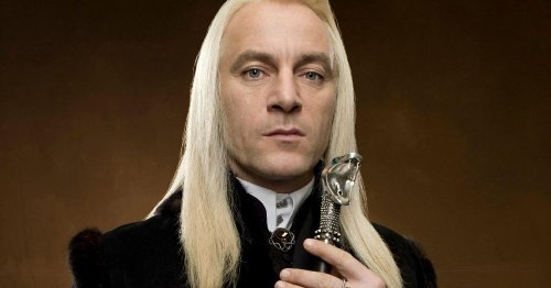 Harry Potter Star Jason Isaacs Has Ruined the Movies for His Kids