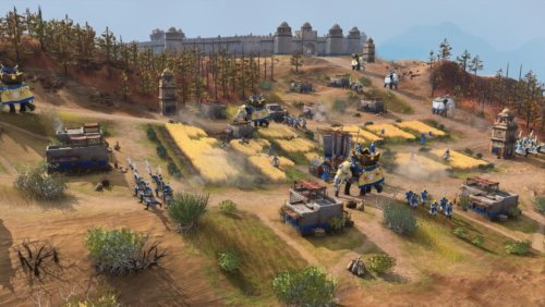 Age of Empires 4 Reveals New Gameplay Trailer, Civilization and Campaign Details