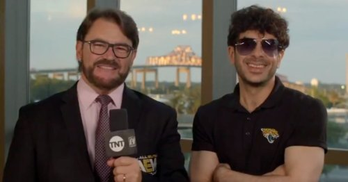 AEW's Tony Khan Takes a Shot at Vince Russo Over the Death of WCW
