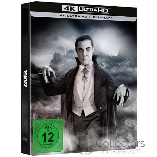 Universal Monsters Movies Reportedly Premiering on 4K Ultra HD Disc This Fall