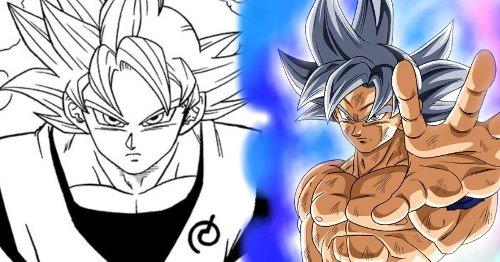 Dragon Ball Super Reveals Goku's New Level of Mastered Ultra Instinct Power
