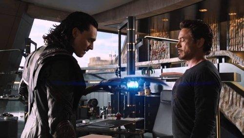 "Loki Fans Are Freaking Out Over ""Tony Stark's Cologne"" Joke"