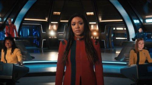 Star Trek: Discovery Season 4 Writing Finished