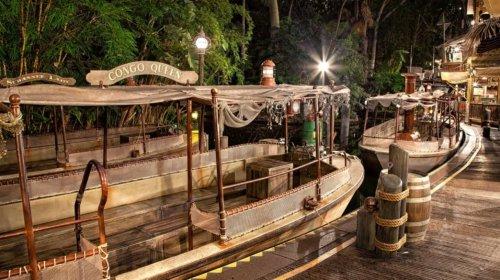 Disney's Jungle Cruise: New Sunken Boat Added to Ride