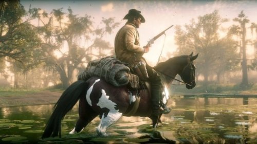 Red Dead Online Players Discover Massive World Beyond The Map