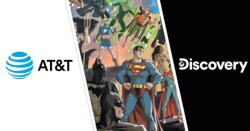 Could an AT&T and Discovery Merger Affect DC Comics?