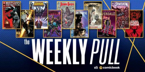 The Weekly Pull: Batman: The Detective, Spider-Man: Spider's Shadow, Locke Key/Sandman, and More